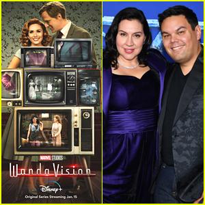 'Frozen' Songwriters Robert & Kristen Anderson-Lopez Are Writing Original Music For 'WandaVision'