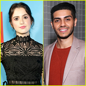 Laura Marano To Star In 'The Royal Treatment' With Mena Massoud For Netflix