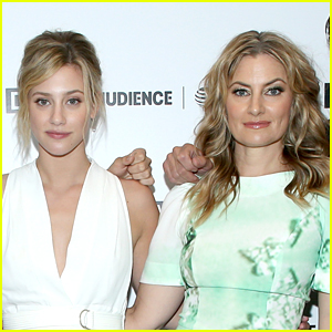 Madchen Amick Shares Love & Appreciation For 'Riverdale' TV Daughter Lili Reinhart