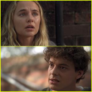 Madison Iseman & Israel Broussard Star In Thrilling 'Fear of Rain' Trailer