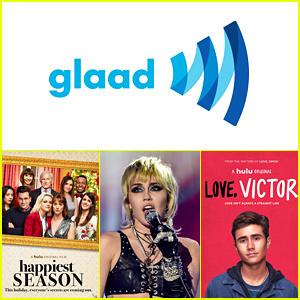 Miley Cyrus, 'Love, Victor' & More Receive GLAAD Media Awards Nominations!