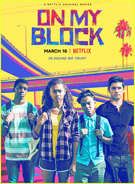 Netflix Reveals 'On My Block' Is Returning For Fourth & Final Season!