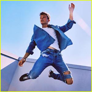 Nicholas Hamilton Releases Debut Single 'Different Year' - Listen Now!