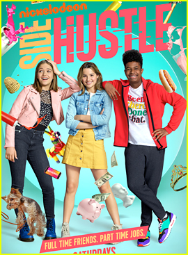 Nickelodeon Orders Additional Episodes of 'Side Hustle'!!