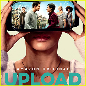 Robbie Amell & His Co-Stars Begin Filming Season 2 of 'Upload'!