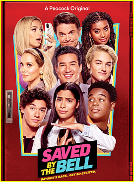 'Saved By The Bell' Reboot Renewed For Season 2 at Peacock!