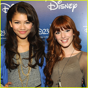 Bella Thorne Says This Is Why Her & Zendaya Weren't Friends During First Season of 'Shake It Up'