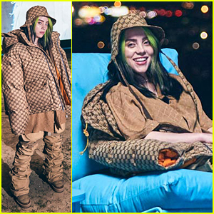 Billie Eilish Premiered Her New Film On Top of a Mountain!