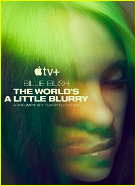 Billie Eilish Releases New Trailer For Upcoming Apple TV+ Documentary