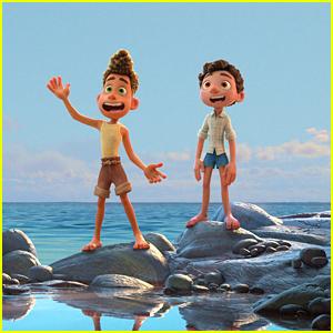 Disney & Pixar's Upcoming Film 'Luca' Announces Voice Cast, Debuts Teaser Trailer