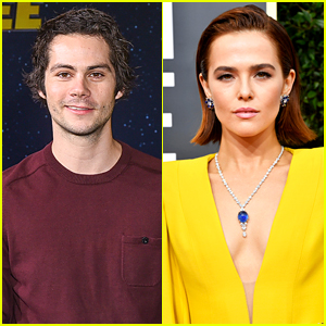 Dylan O'Brien & Zoey Deutch Sign On For New Movie 'The Outfit'