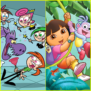 'The Fairly Oddparents' & 'Dora The Explorer' To Get Live Action Series on Paramount+