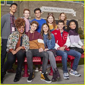 'High School Musical: The Musical: The Series' Cast Wrap On Season 2!