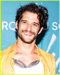 Tyler Posey Says Doing OnlyFans Is Mentally Exhausting