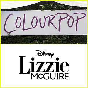 ColourPop Cosmetics Announces 'Lizzie McGuire' Makeup Collection!