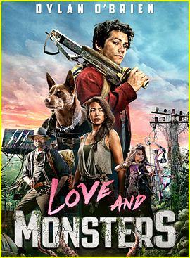 Dylan O'Brien Reveals His Movie 'Love & Monsters' Is Heading To Netflix!