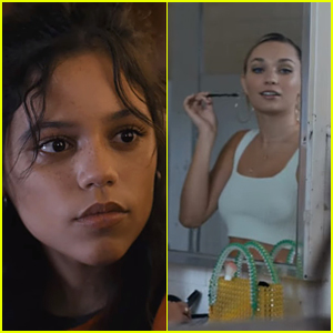 Jenna Ortega & Maddie Ziegler Star In First Look Teaser at 'The Fallout' - Watch Now!
