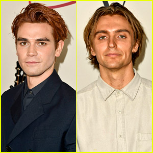 KJ Apa & Hart Denton Release First Song Together - Listen To 'Atmosphere'!