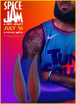 'Looney Tunes' Get New Character Posters For Upcoming 'Space Jam: A New Legacy'