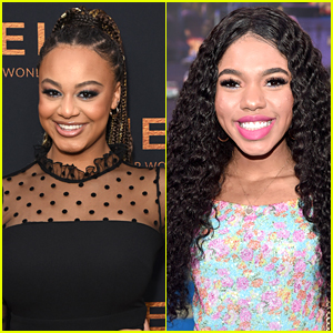 Nia Sioux & Teala Dunn Are Launching New Podcast 'Adulting' (Exclusive)