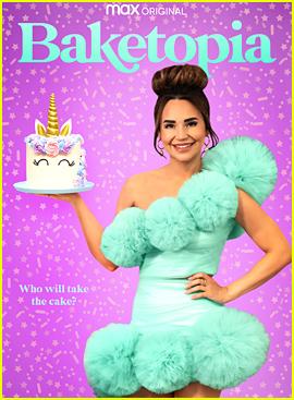 Rosanna Pansino To Host New HBO Max Baking Show 'Baketopia' - Watch The Trailer!