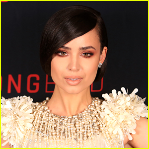 Sofia Carson's 'Purple Hearts' Movie Goes To Netflix & Adds This Actor!