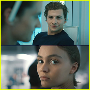 Tye Sheridan & Lily-Rose Depp Star In First 'Voyagers' Teaser Trailer - Watch Now!