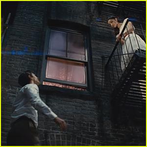 Ansel Elgort & Rachel Zegler Star In First 'West Side Story' Teaser Trailer - Watch Now!