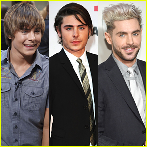 Check Out Zac Efron's Transformation From Boy Next Door to Hollywood Hunk (Photos)