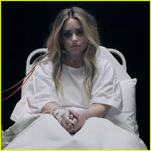 Demi Lovato Tells Her True Story in 'Dancing with the Devil' Video