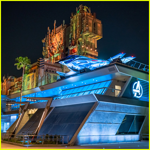 Disney California Adventure Sets Avengers Campus Opening Date, Shares First Look!