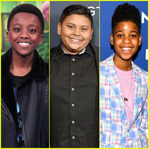 Disney Stars Ramon Reed, Luke Islam & JD McCrary Cast In Netflix's '13: The Musical' Movie!