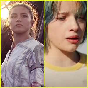 Florence Pugh & Ever Anderson Star In New 'Black Widow' Trailer - Watch Now!