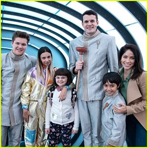 'Gabby Duran & The Unsittables' Gets Season 2 Premiere Date On Disney Channel!