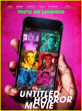 Katherine McNamara & Luke Baines' 'Untitled Horror Movie' Gets Summer Release Date!