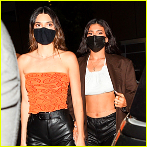 Kendall Jenner & Boyfriend Devin Booker Have Night Out with Kylie & More Stars!