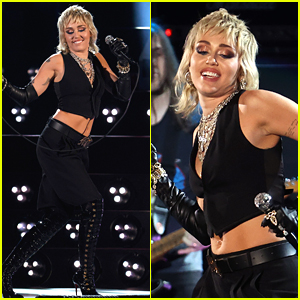 Miley Cyrus Becomes 1 of 3 Female Artists To Do This...