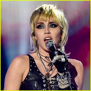 Miley Cyrus Teases New 'Without You' Remix with The Kid Laroi In New Video!