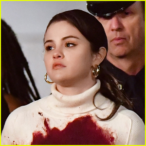 Selena Gomez Is Under Arrest & Bloody While Shooting New Series 'Only Murders in the Building'!