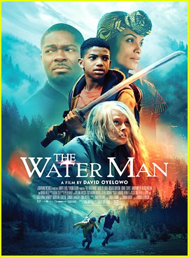 This Is Us' Lonnie Chavis Stars In New 'The Water Man' Trailer - Watch Now!
