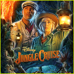 Disney Debuts New 'Jungle Cruise' Poster & Trailer - Watch Now!