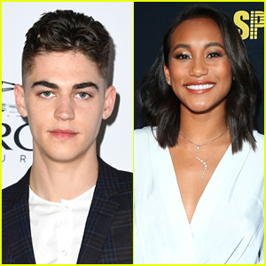 Hero Fiennes Tiffin & Sydney Park To Play Each Other's 'First Love' In New Movie!