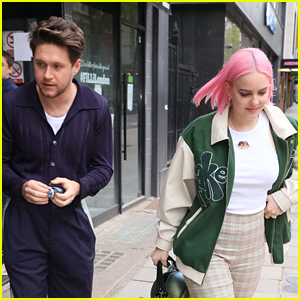Niall Horan & Anne-Marie Promote Their New Single 'Our Song' Ahead of It's Release