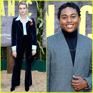 Olivia Welch, Camron Jones & More Step Out For 'Panic' Premiere Screening!