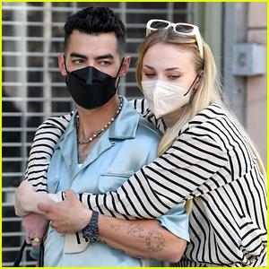Joe Jonas & Sophie Turner's New Photos Together Are So Sweet!