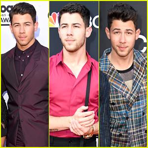 Take a Look at Nick Jonas' Past Billboard Music Awards Fashion!