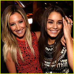 Ashley Tisdale Shares Cutest Photos of Daughter Jupiter with Vanessa Hudgens!