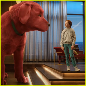 Darby Camp Stars In 'Clifford The Big Red Dog' Trailer - Watch Now!