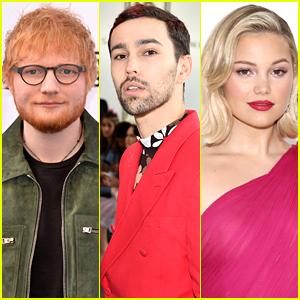 Ed Sheeran, MAX, Olivia Holt & More - New Music Friday 6/25