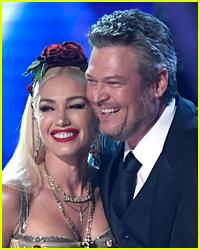 Gwen Stefani & Blake Shelton Have People Thinking They Got Married Already!